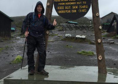 a középső tábor 3720 méteren