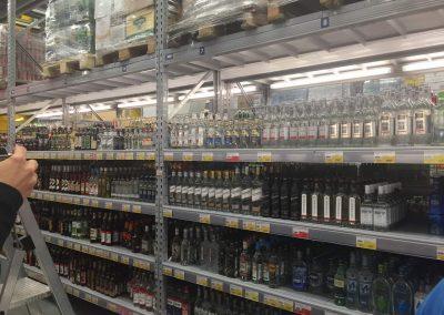 a vodka mennyiség egy része