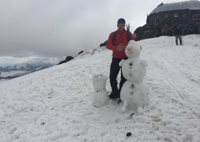 hóember 4200 méteren
